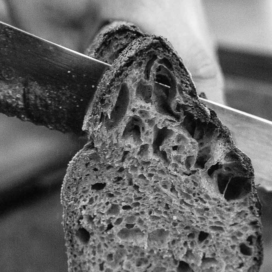 Silo's sourdough bread